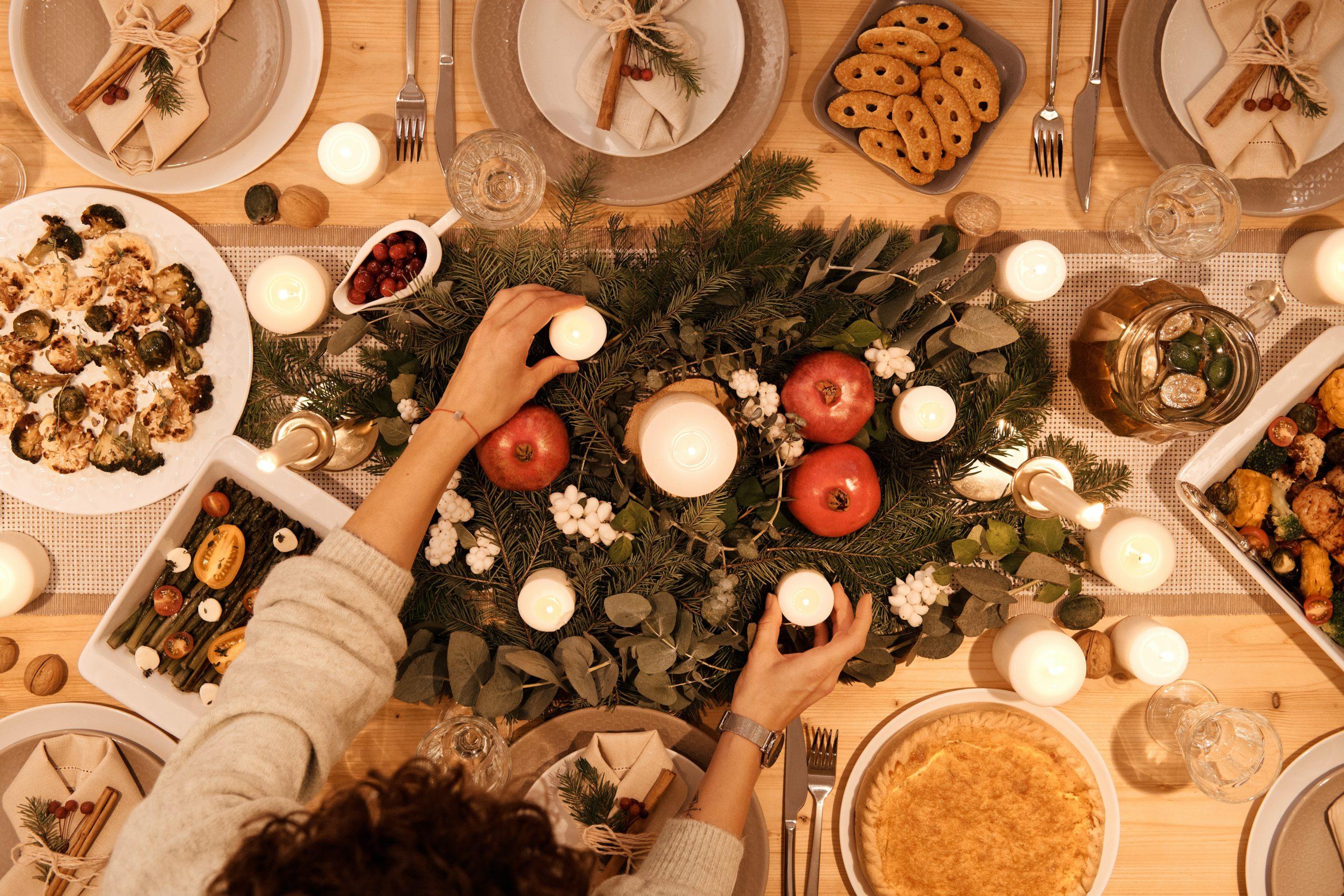 クリスマスご飯
